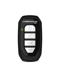Compustar 2 Way 4B LED Replacement FM Remote 3000' range
