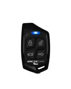 Arctic Start AR1WG10R-SS 1 Way Replacement SS Remote 1 Mile Range