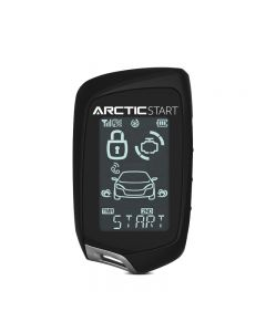Arctic Start AR2WT10R-SS 2 Way Replacement SS Remote 1 Mile Range